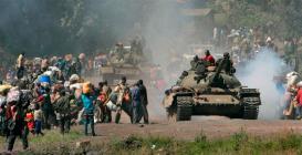Democratic Republic of Congo (DRC) vs Democratic Forces for the Liberation of Rwanda (DFLR)
