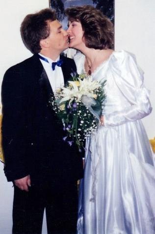 Jonny og Lise Lotte i Hekkveien