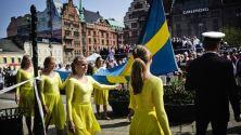 Sveriges nationaldag Malmö, Foto: Håkan Röjder/Sydsvenskan