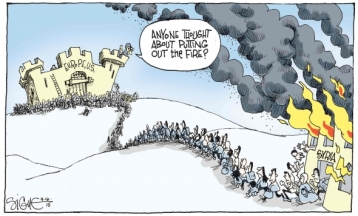 Cartoonist: Signe Wilkinson
